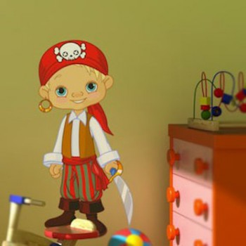 stickers-enfant-pirate