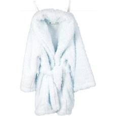 robes-de-chambre-chenille-bleu