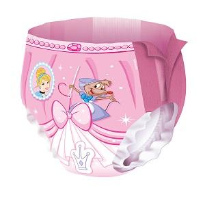 3244 HUGGIES 3D Pant Cinderella_NEW