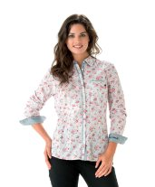 CK305501-chemise-femme-imprime-fleur-a