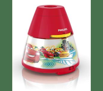 Philips Disney - Veilleuse projecteur Cars