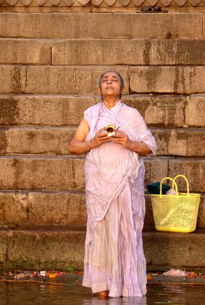 voyage le long du Gange