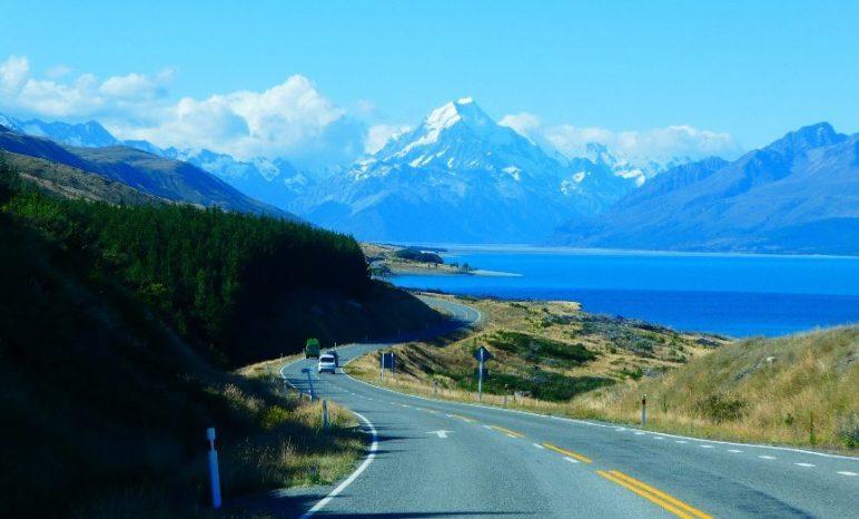 Routes néo-zélandaises