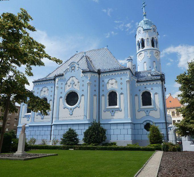 Week-end à Bratislava