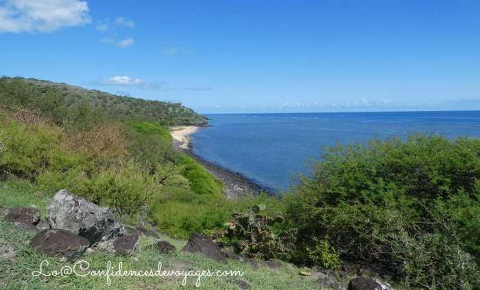Randonnées sur l'île Rodrigues