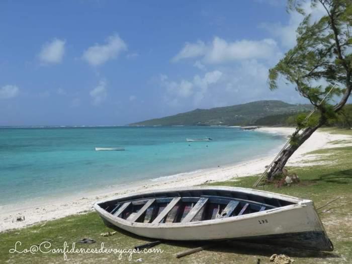 plages de l'ile Rodrigues