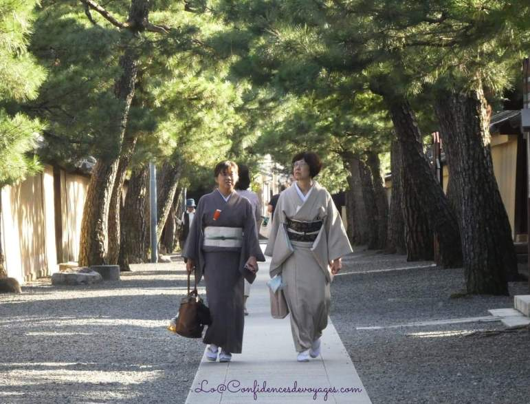 7 jours à Kyoto