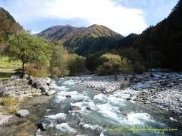 Randonnée dans les Alpes Japonaises