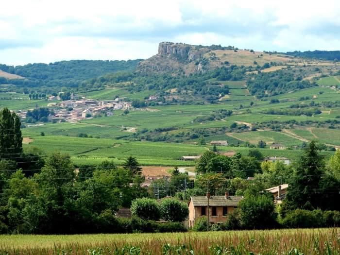 Le tour de la Bourgogne à vélo