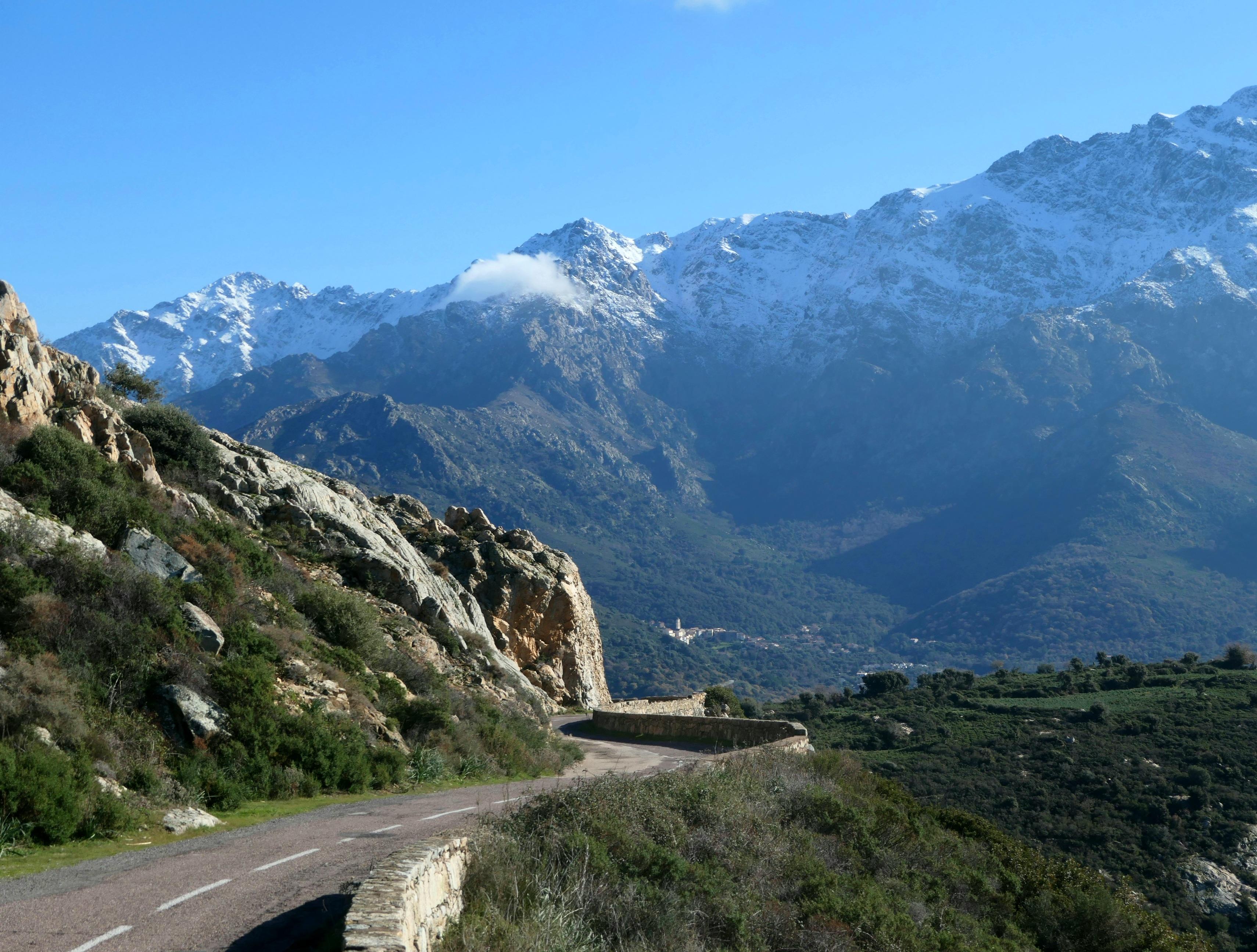 Visiter la Corse en hiver
