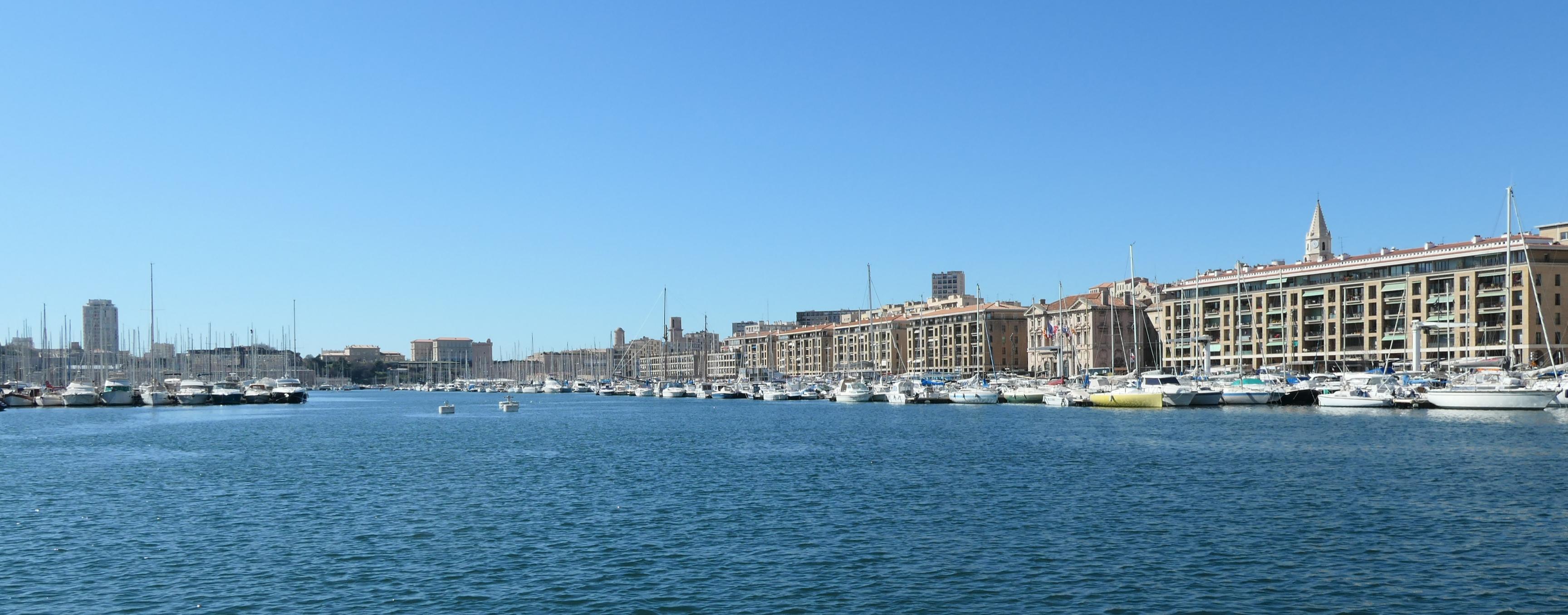 Visiter Marseille un week-end