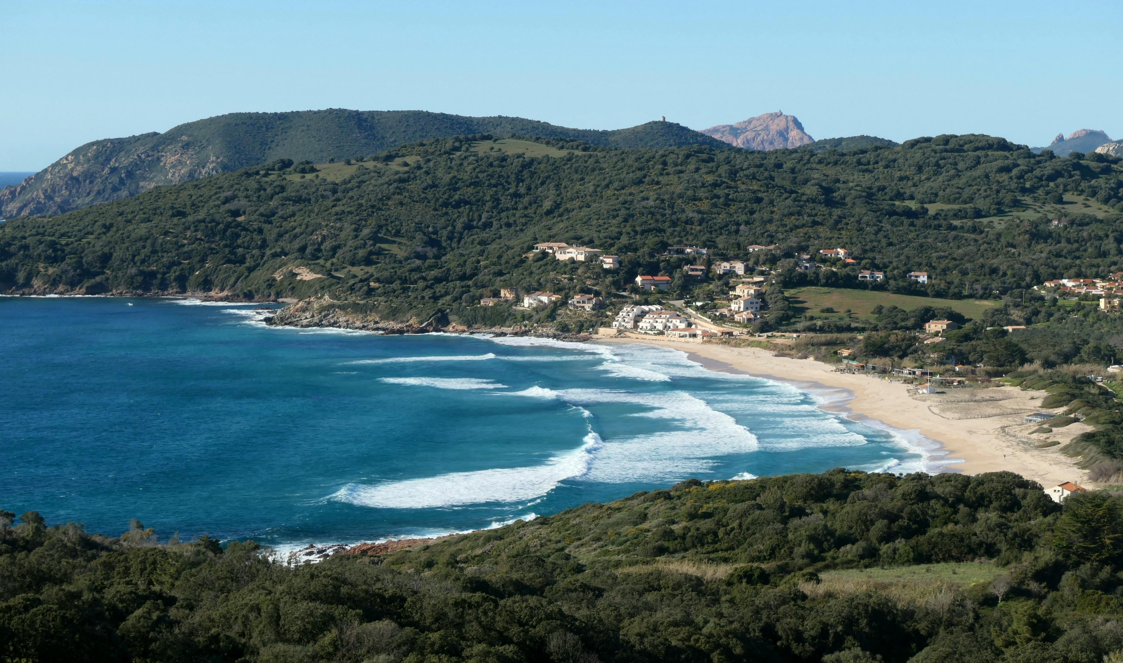 plages dont Pero et Chiuni