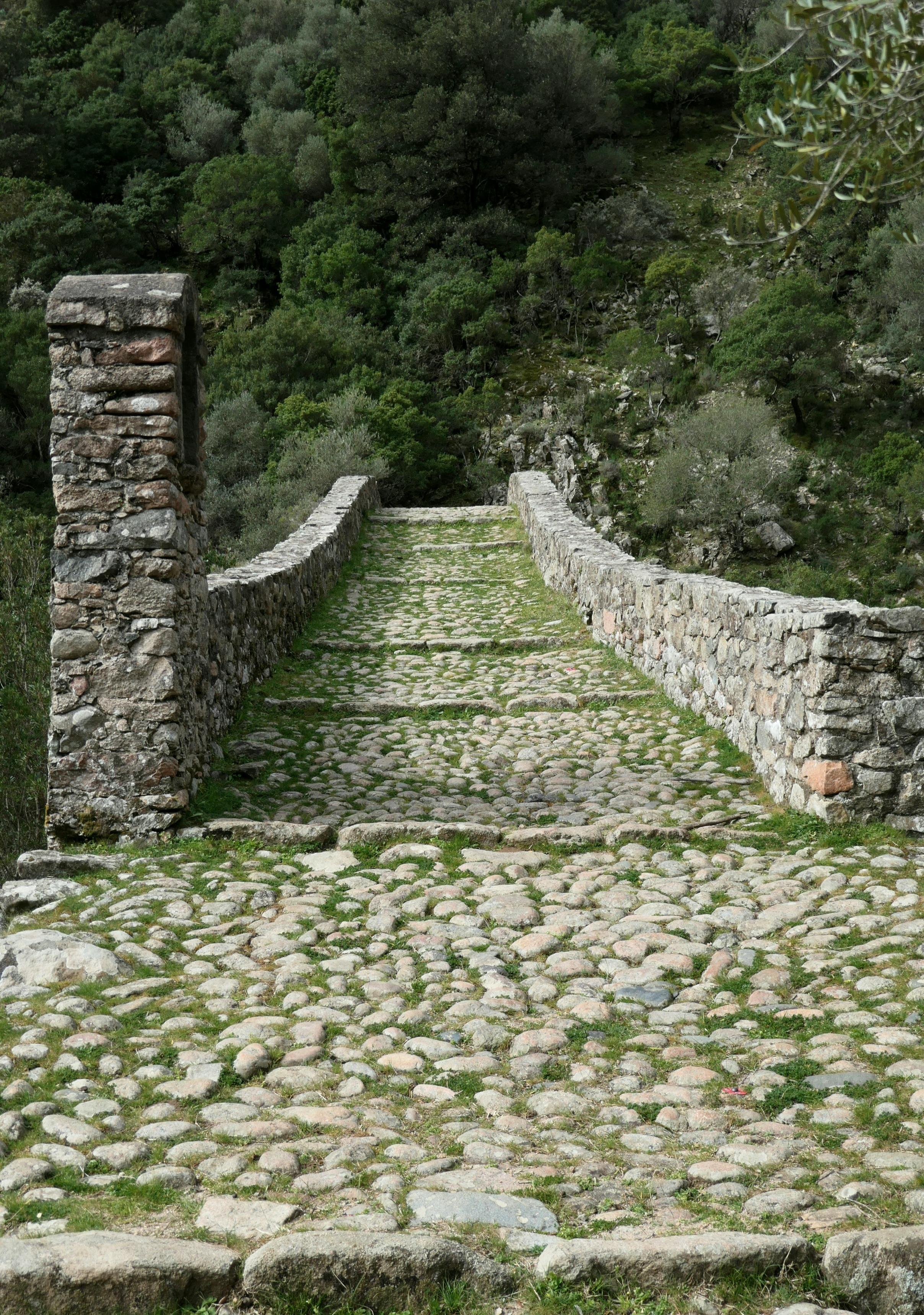 ponts génois dont le pont de Pianalla