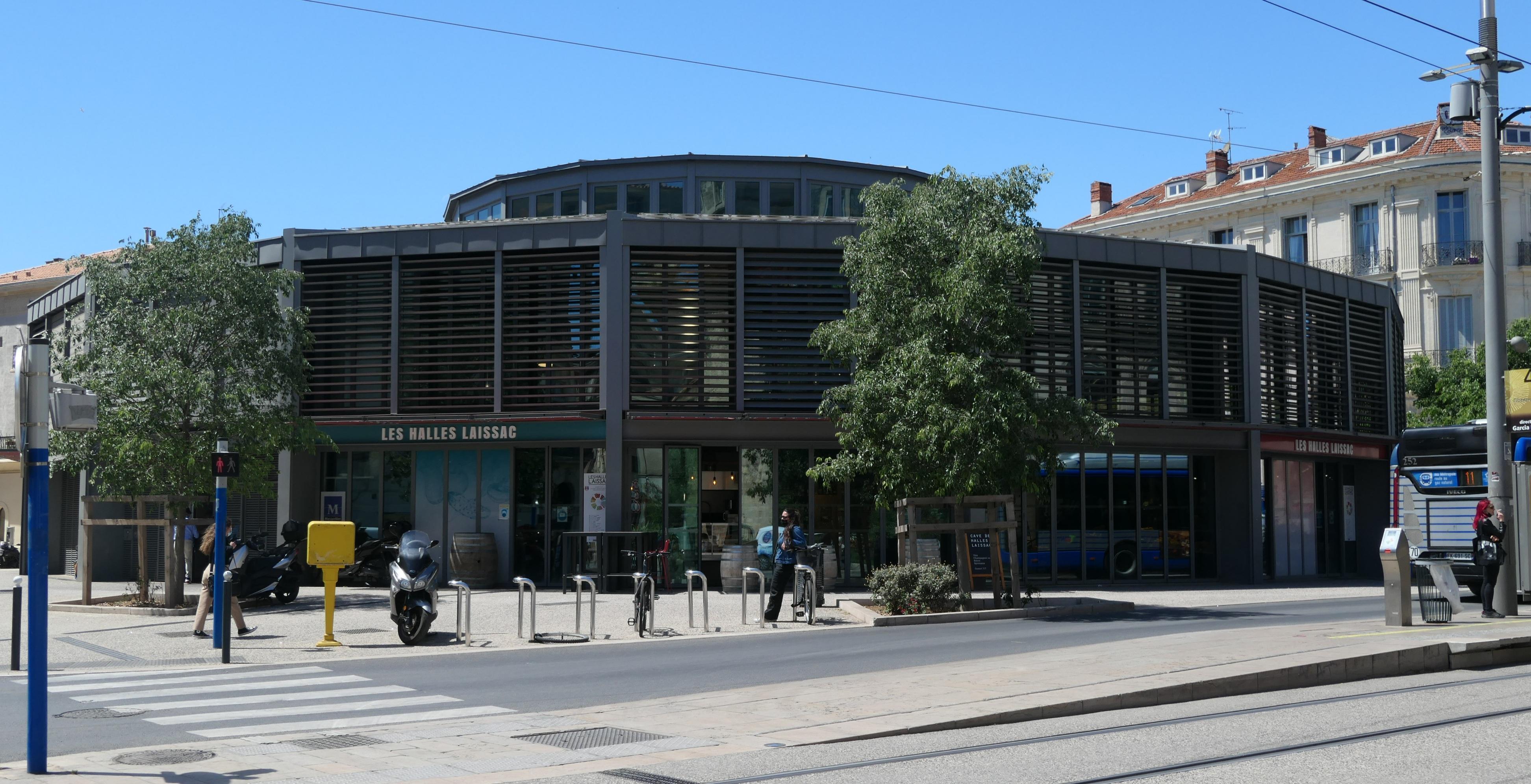 Halles de Montpellier