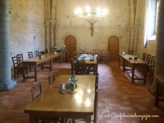 Retraite dans un monastère