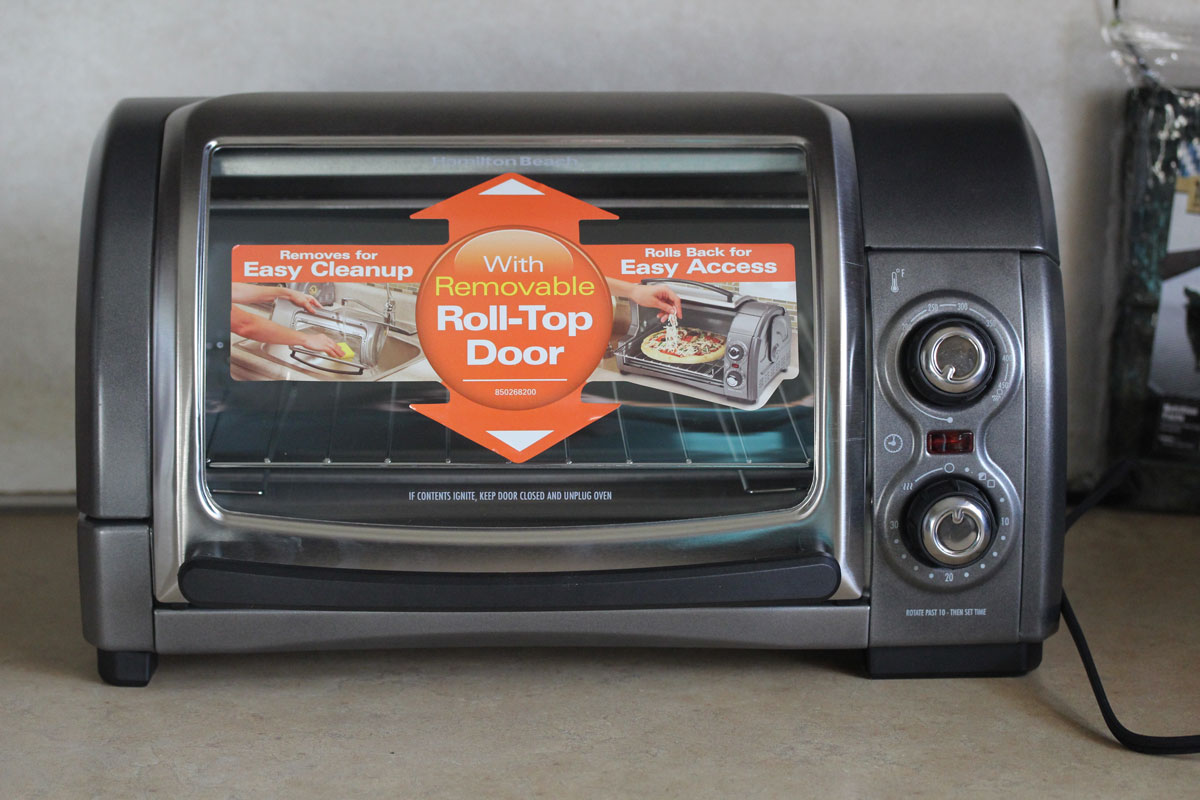 Hamilton Beach Easy Reach Toaster Oven Amp Giveaway