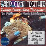 Welcome New Students: Camp Come Together