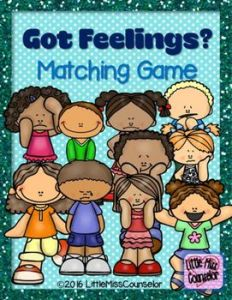Got Feelings? Matching Game