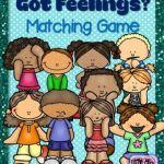 Got Feelings? Matching Game