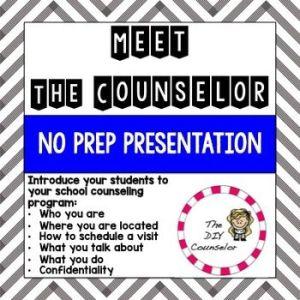 Meet the Counselor Presentation