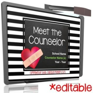 Meet the School Counselor Presentation