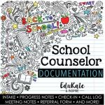 School Counselor Documentation