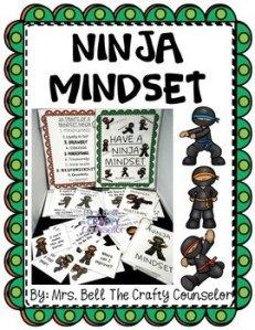 Ninja Mindset: Growth vs Fixed Mindset