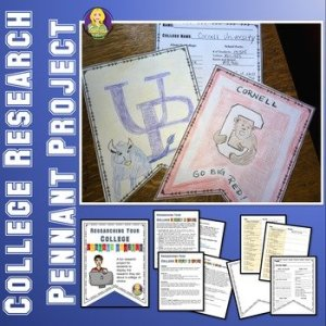 College Pennant Research Project