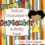 September Counseling Bundle