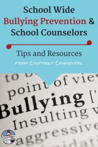 School Wide Bullying Prevention