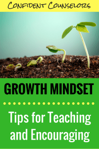 Tips for Teaching Growth Mindset
