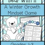 Growth Mindset Winter Boardgame