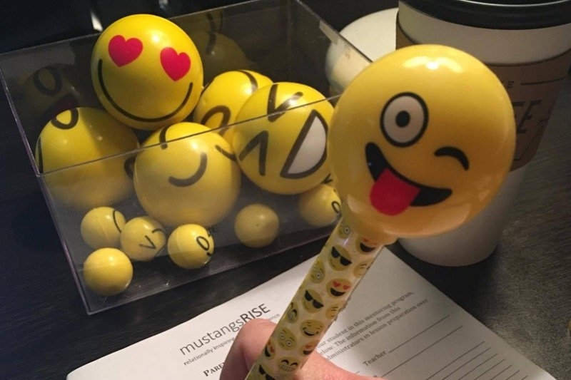 Stress Balls are a school counseling office must-have