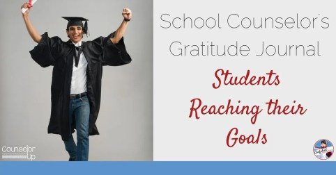 Students achieving goals