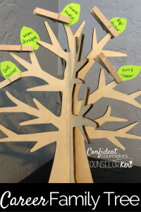 Are you wondering what to do with your gratitude tree now that fall is over? Check out these 5 ways to repurpose your gratitude tree for school counseling!