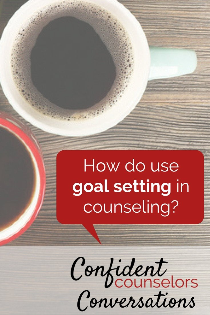 Set goals at any level in counseling with direct materials and step by step approach.