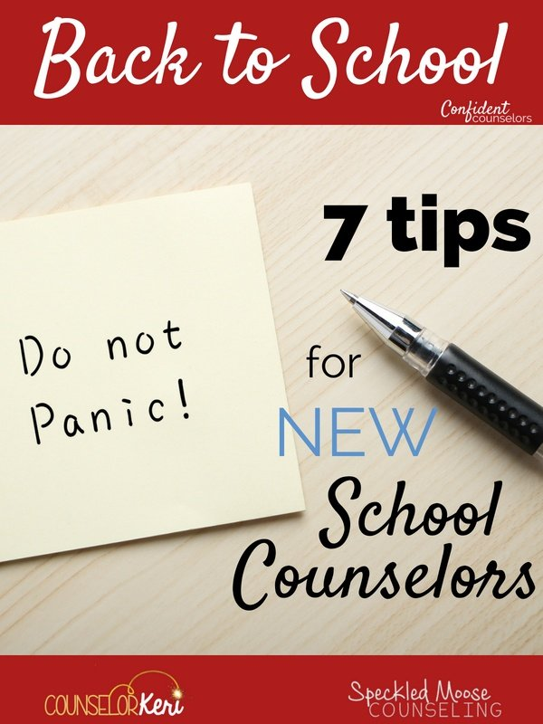 Are you a first year counselor looking for tips to set you up for success? Read about the lessons Confident Counselors learned in their first year!