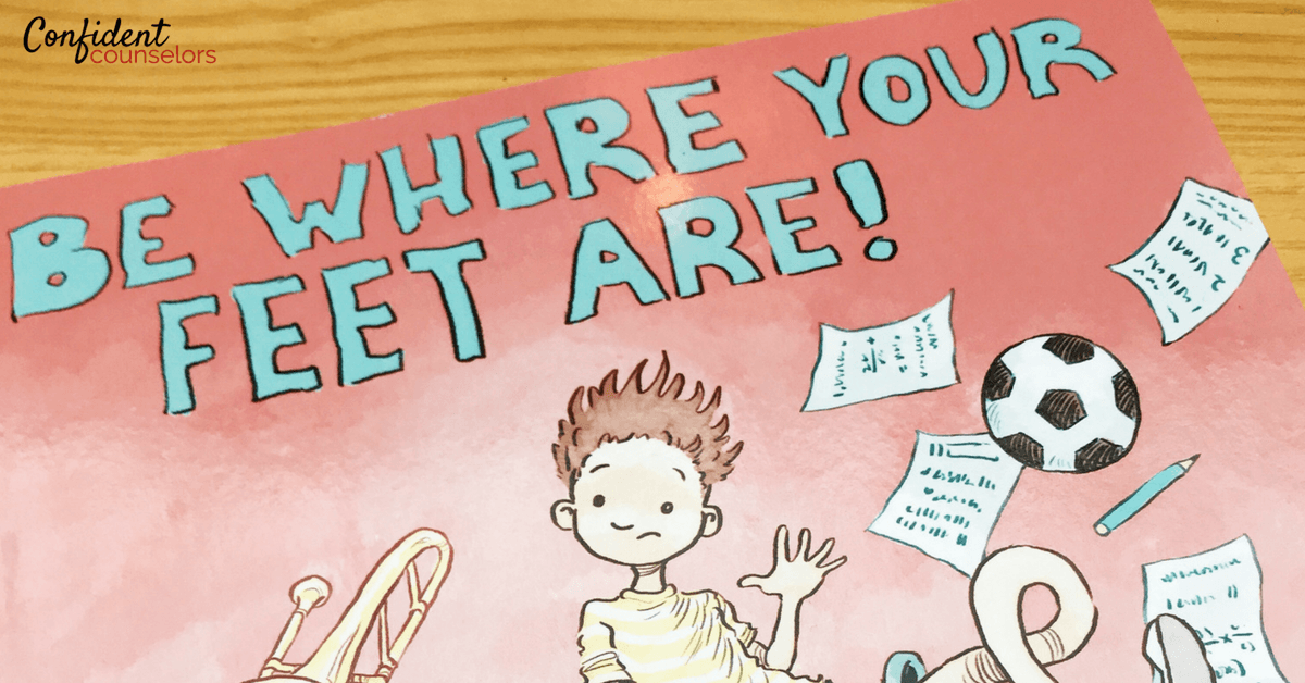 be where your feet are book review