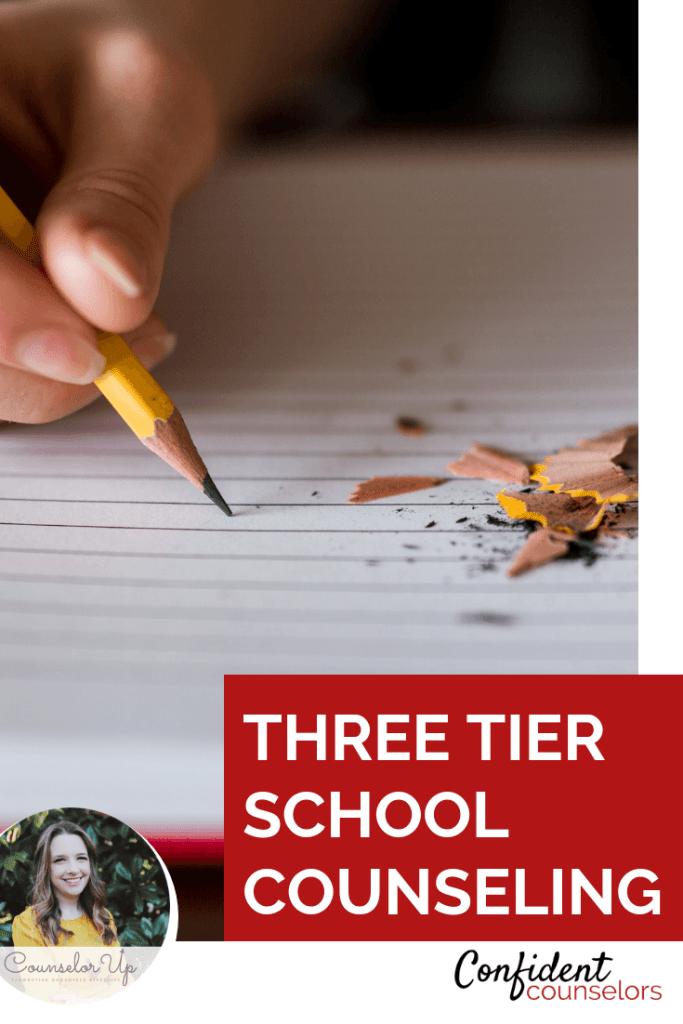 3 Tier School Counseling program