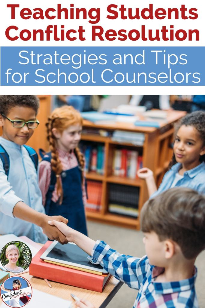 Teaching Students Conflict Resolution