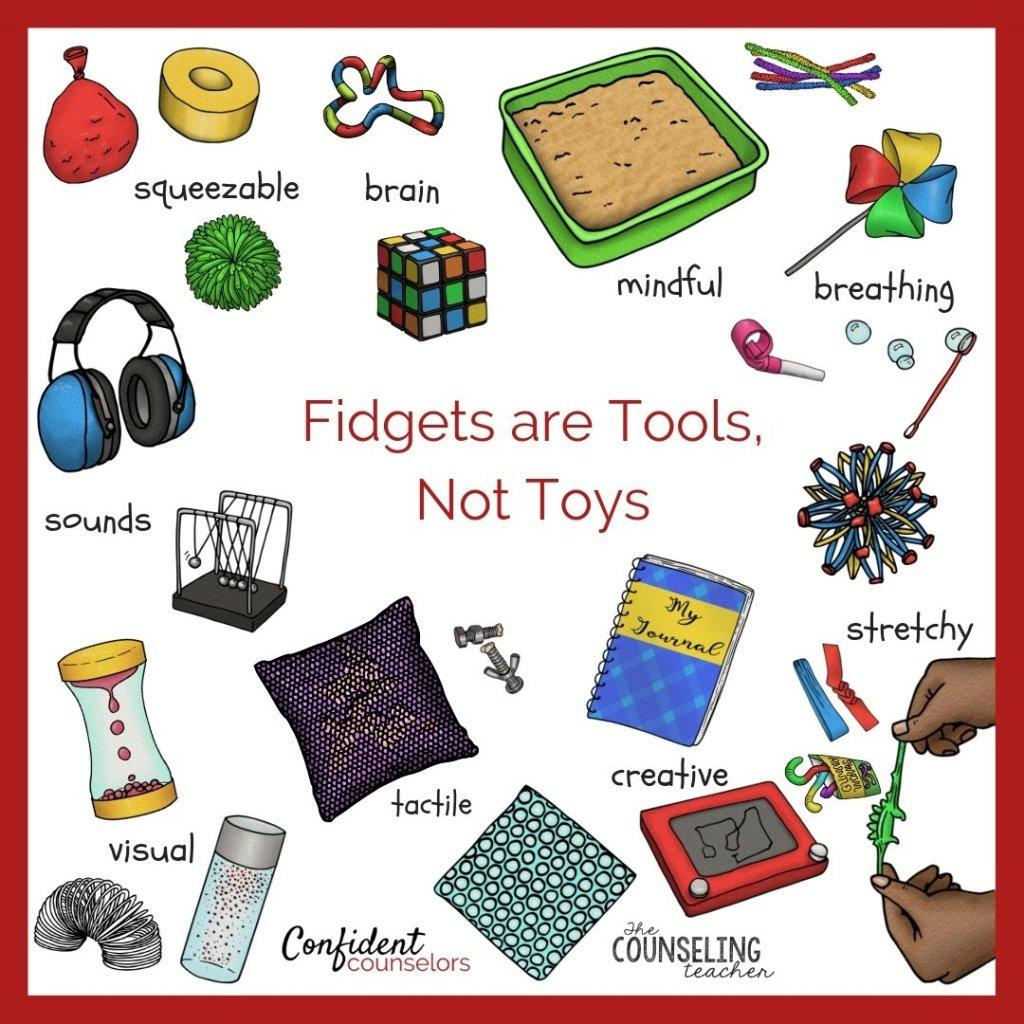 fidget tools in the classroom