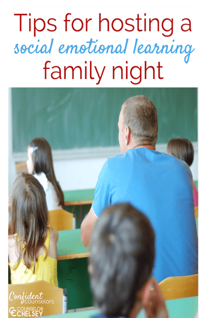 Use these tips to engage families in social emotional learning by hosting an SEL family night