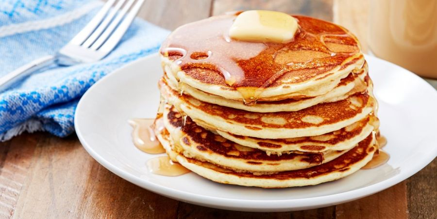 Birthdays and Pancakes That Fall Off Your Plate