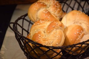 Pretzel Rolls - Rolls - Bread from Heaven