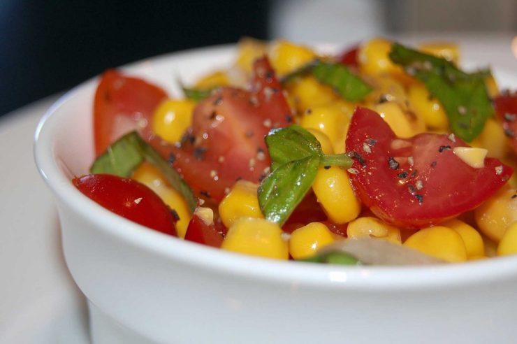 Corn and Tomato Fiesta Salad Recipe-Confident in the Kitchen-Jean Miller