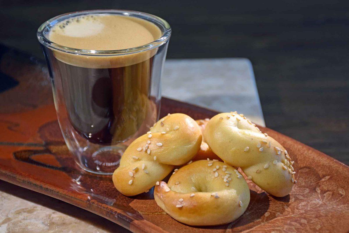 Ka'ak Kaak Bread Recipe