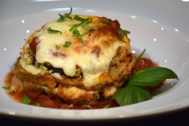 Eggplant Parmesan Recipe-Confident in the Kitchen-Jean Miller