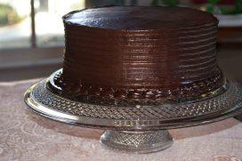Kahlua Cake Recipe-Confident in the Kitchen-Jean Miller