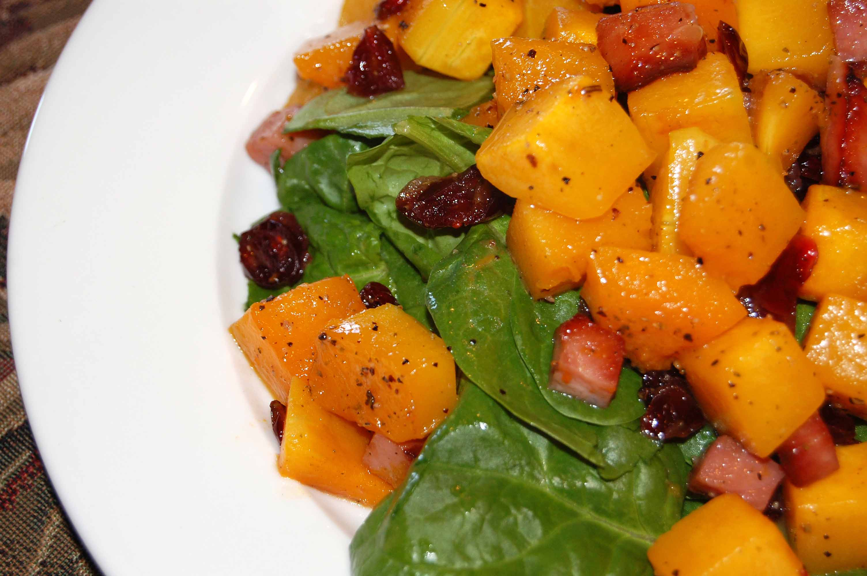 Craisin and Butternut Squash