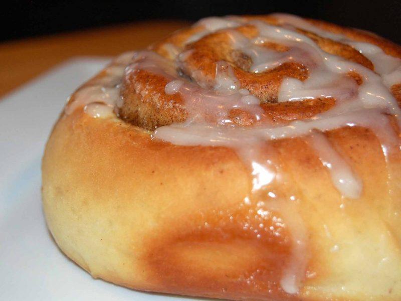 Cinnamon Rolls Recipe-Confident in the Kitchen-Jean Miller